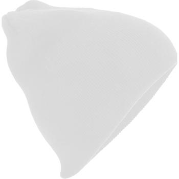 Accessoires textile Bonnets Beechfield B44 Blanc