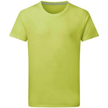 Vêtements Homme T-shirts manches courtes Sg Perfect Vert clair