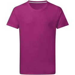 Vêtements Homme T-shirts manches courtes Sg Perfect Rose foncé