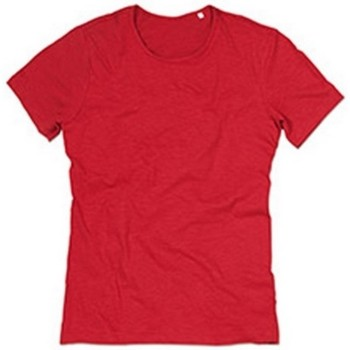 Vêtements Homme T-shirts manches courtes Stedman Stars Shawn Rouge