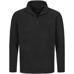 Vêtements Homme Polaires Stedman Active Noir