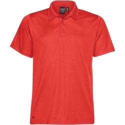 Vêtements Homme Polos manches courtes Stormtech PG-1 Rouge