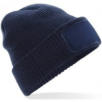Accessoires textile Bonnets Beechfield Beanie Bleu marine