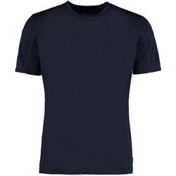 Vêtements Homme T-shirts manches courtes Gamegear Cooltex Bleu marine/Bleu marine