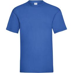 Vêtements Homme T-shirts manches courtes Universal Textiles 61036 Cobalt