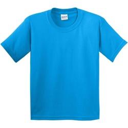 Vêtements Enfant T-shirts manches courtes Gildan 5000B Saphir