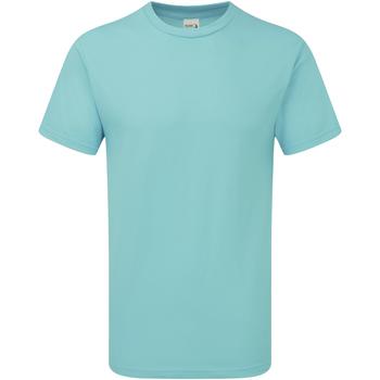 Vêtements Homme T-shirts manches courtes Gildan Hammer Bleu pastel