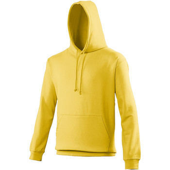 Vêtements Sweats Awdis Hooded Jaune citron