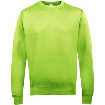 Vêtements Sweats Awdis JH030 Vert citron