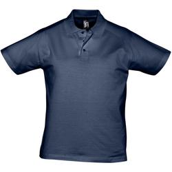 Vêtements Homme Polos manches courtes Sols Jersey Bleu marine