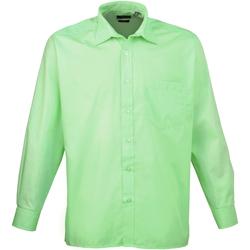 Vêtements Homme Chemises manches longues Premier PR200 Eau