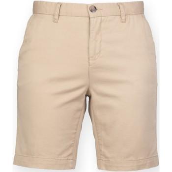 Vêtements Femme Shorts / Bermudas Front Row Chino Pierre