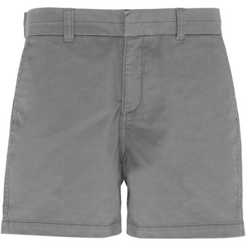 Vêtements Femme Shorts / Bermudas Asquith & Fox Classic Ardoise