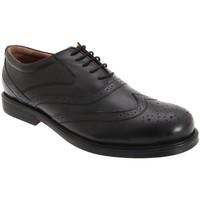 Chaussures Homme Richelieu Scimitar Oxford Noir