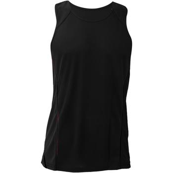 Vêtements Homme Débardeurs / T-shirts sans manche Gamegear KK973 Noir/Noir