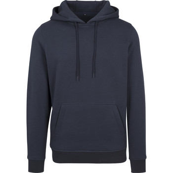 Vêtements Homme Sweats Build Your Brand Pullover Bleu marine