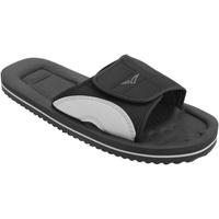 Chaussures Homme Claquettes Pdq Mule Noir/Gris