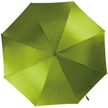 Accessoires textile Parapluies Kimood KI006 Citron vert