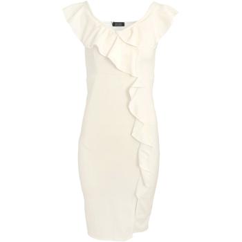 Vêtements Femme Robes courtes Girls On Film  Blanc