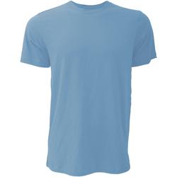 Vêtements Homme T-shirts manches courtes Bella + Canvas Jersey Bleu colombie chiné