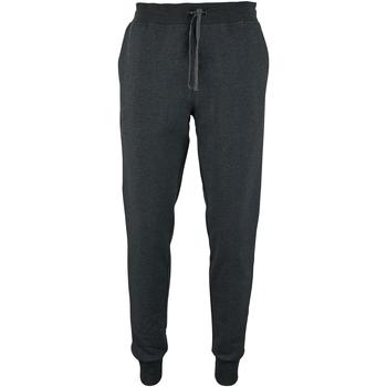 Vêtements Homme Pantalons de survêtement Sols Slim Fit Gris foncé
