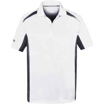 Vêtements Homme Polos manches courtes Stormtech Two Tone Blanc/Bleu marine