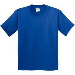 Vêtements Enfant T-shirts manches courtes Gildan Soft Style Bleu royal