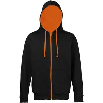 Vêtements Homme Sweats Awdis Varsity Noir/Orange