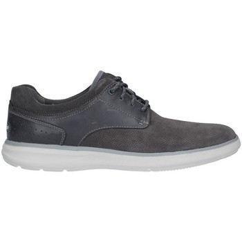 Chaussures Homme Derbies Rockport Pointed Toe Gris
