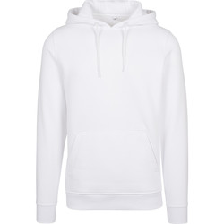 Vêtements Homme Sweats Build Your Brand Pullover Blanc
