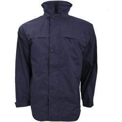 Vêtements Homme Coupes vent Result R67X Bleu marine/Sable