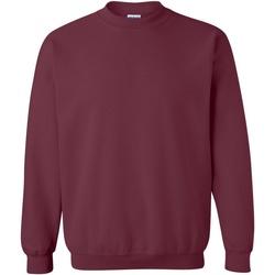Vêtements Enfant Sweats Gildan 18000B Bordeaux
