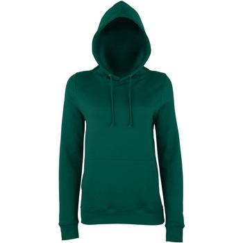 Vêtements Femme Sweats Awdis Girlie Vert bouteille