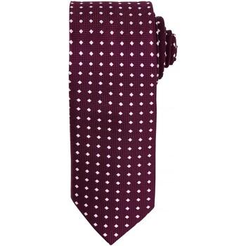 Vêtements Homme Cravates et accessoires Premier PR788 Aubergine