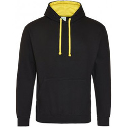 Vêtements Sweats Awdis Hooded Noir / jaune