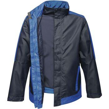 Vêtements Homme Coupes vent Regatta Contrast Bleu marine/ Bleu roi