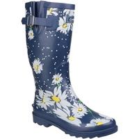 Chaussures Femme Bottes de pluie Cotswold Burghley Jaune