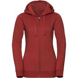 Vêtements Femme Sweats Russell Sweat MELANGE RW7105 Rouge