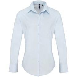 Vêtements Femme Chemises / Chemisiers Premier Supreme Bleu clair