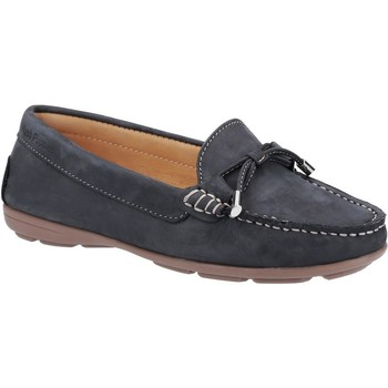 Chaussures Femme Mocassins Hush puppies Slip On Bleu marine
