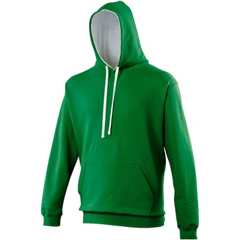 Vêtements Sweats Awdis Hooded Vert / blanc arctique