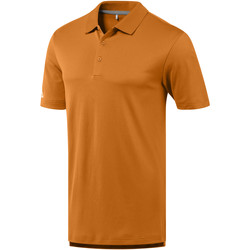 Vêtements Homme Polos manches courtes adidas Originals Performance Orange vif