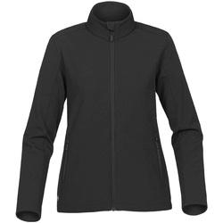 Vêtements Femme Blousons Stormtech Softshell Noir/gris anthracite