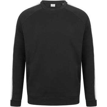 Vêtements Sweats Skinni Fit Contrast Noir / blanc