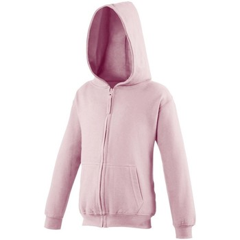 Vêtements Enfant Sweats Awdis Hooded Rose pâle