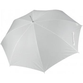 Accessoires textile Parapluies Kimood Transparent Blanc