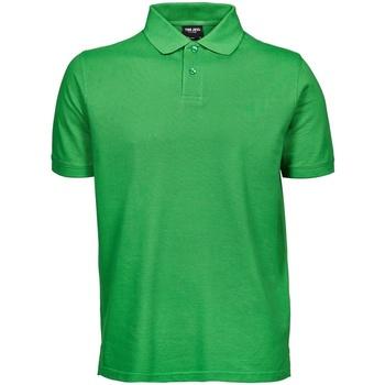 Vêtements Homme Polos manches courtes Tee Jays Pique Vert