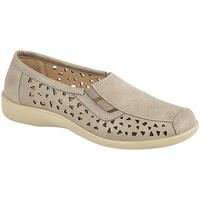Chaussures Femme Mocassins Boulevard  Beige
