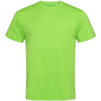 Vêtements Homme T-shirts manches courtes Stedman Active Vert kiwi