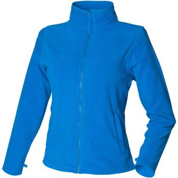 Vêtements Femme Polaires Henbury HB851 Bleu